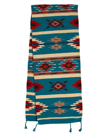 Large Southwest Table Runner Wall Hanging Lost Season