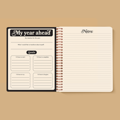Seeing Eye Planner, December 2020 - December 2021