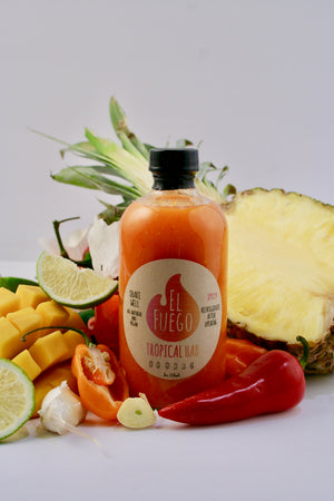 El Fuego Hot Sauces