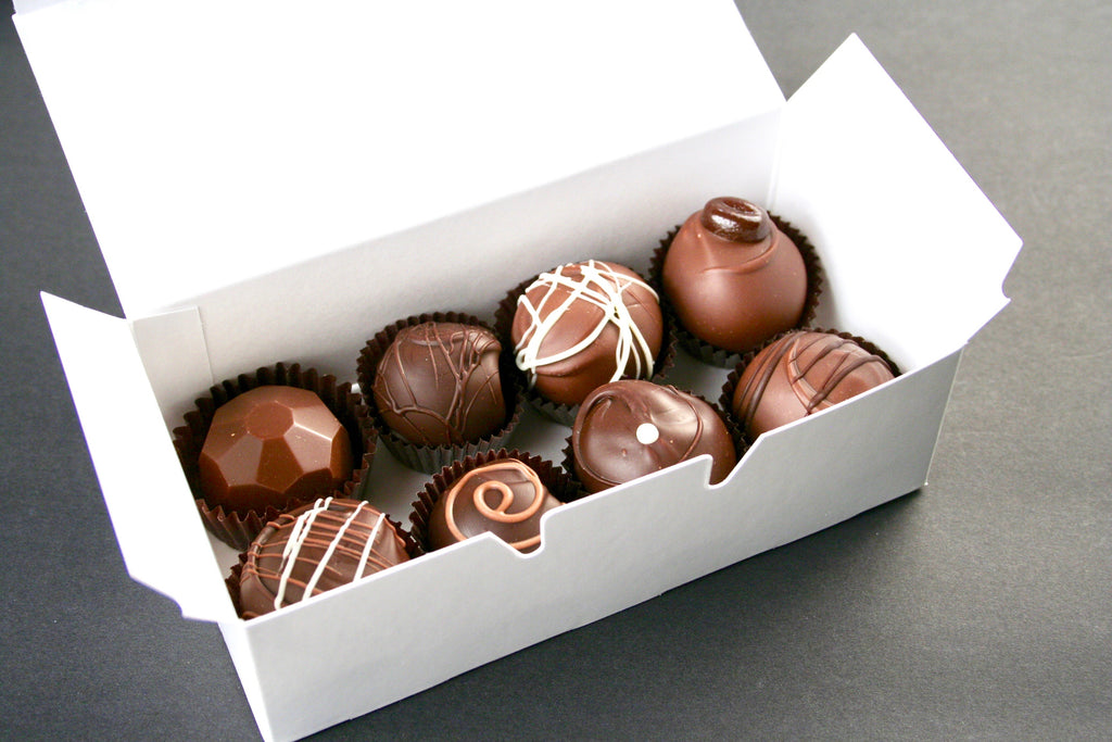 Artisan Chocolate Truffles | 8-pack