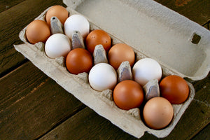 Local Raised Eggs | 1dz