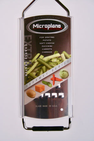 Microplane | Gourmet Series Extra Coarse Grater