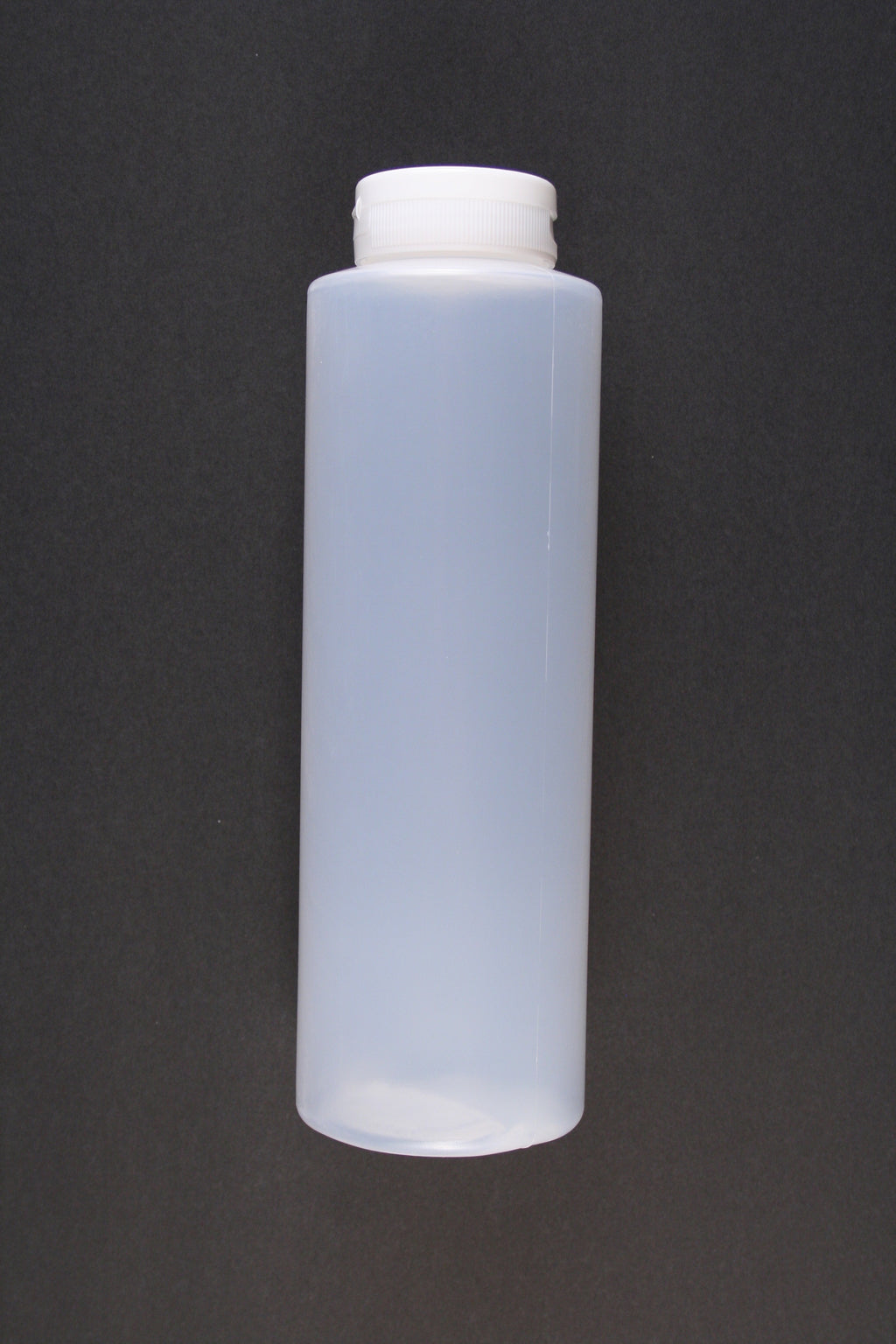 12oz Hinged Lid Squeeze Bottle
