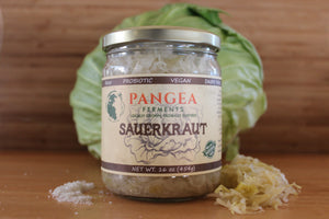 Natural Fermented Krauts
