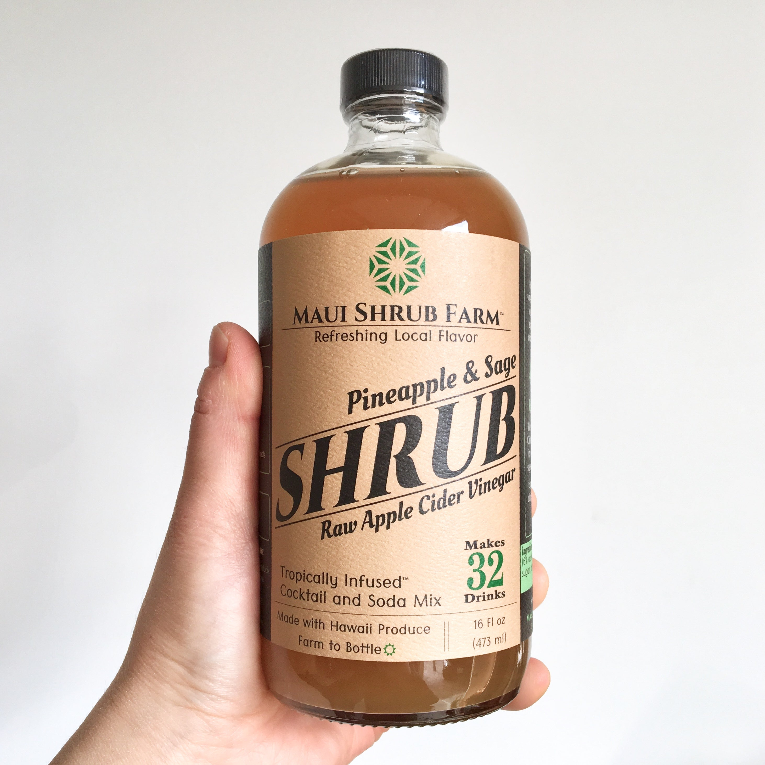 Shrub Farm RAW Apple Cider Vinegars | 7 Flavors