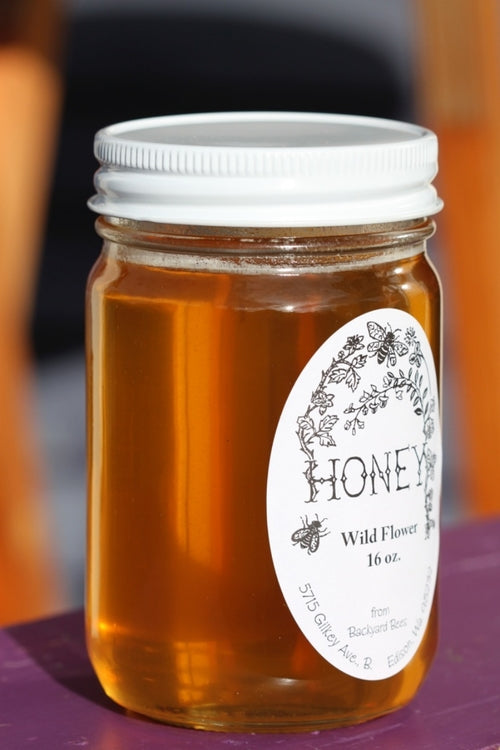 Wild Local Honey