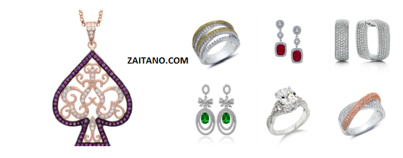 Latest and best trendy fashion jewelry store online - google it - Zaitano