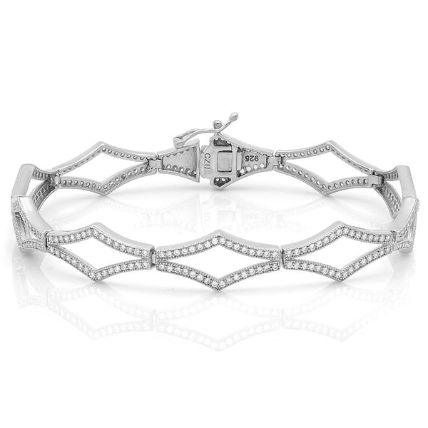 Diamond luck Bracelet - Zaitano