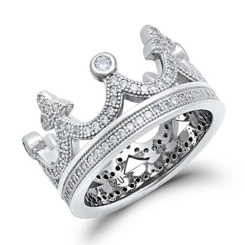 Crown ring - Zaitano