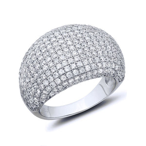 Dome fashion ring. - Zaitano