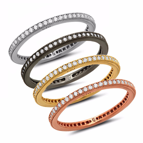 Be different - Stack of rings - Zaitano - Zaitano