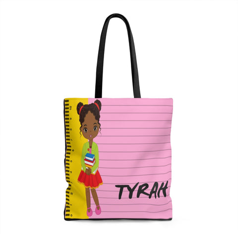 Back to School Personalized Tote Bag