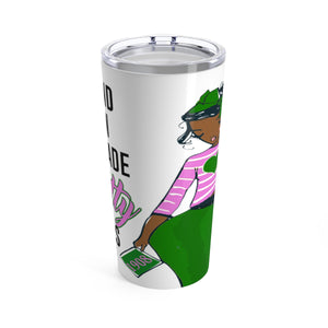 God Made AKAs- 20oz Tumbler