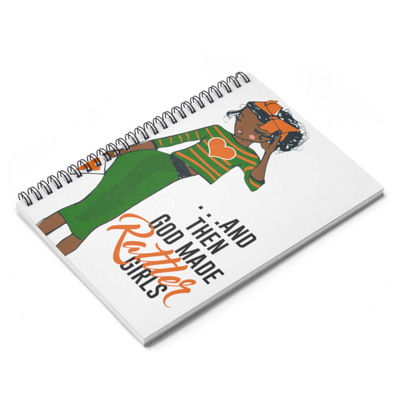 FAMU Spiral Ruled Line Notebook