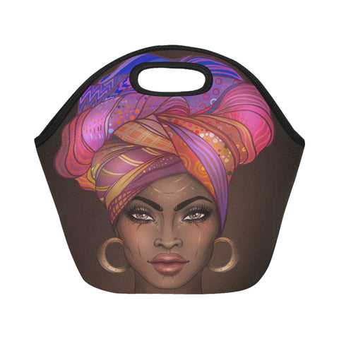 Goddess in a Gele Lunch Bag