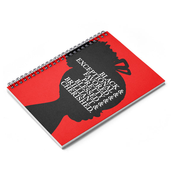 Positive Affirmation Notebook