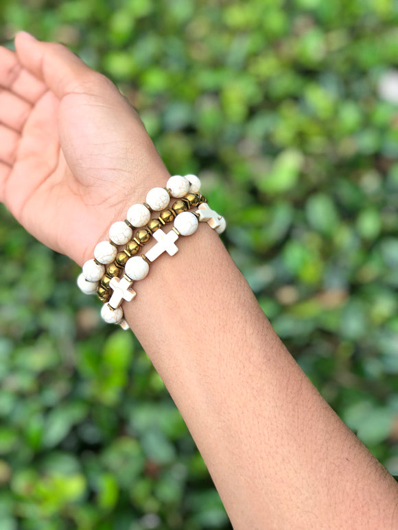 Milk & Honey Bracelet set