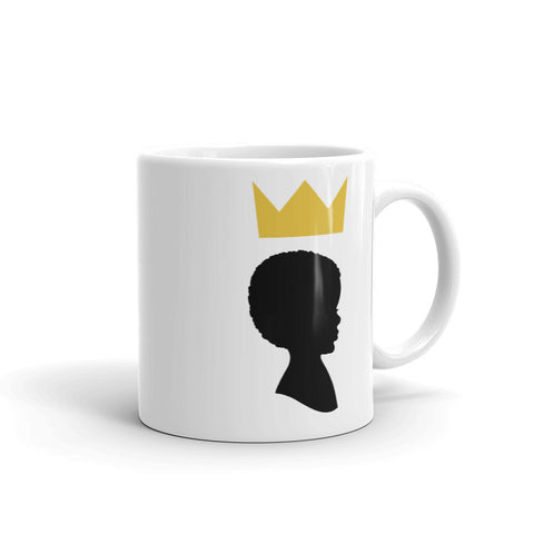 "Royalty - Prince or Princess ""Light of My Life"" Mug"