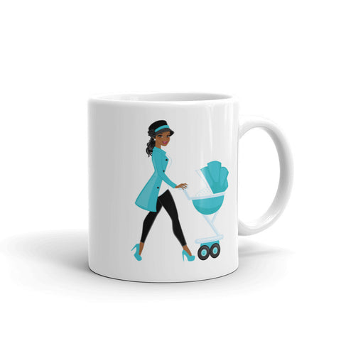 Mom Hustle - Coffee/ Tea Mug
