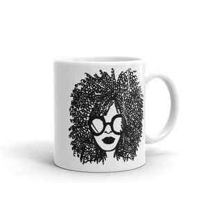 Curly Hair Don't Care - Coffee/Tea Mug