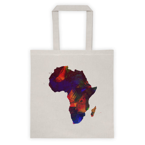 MaMa Africa - Canvas Tote