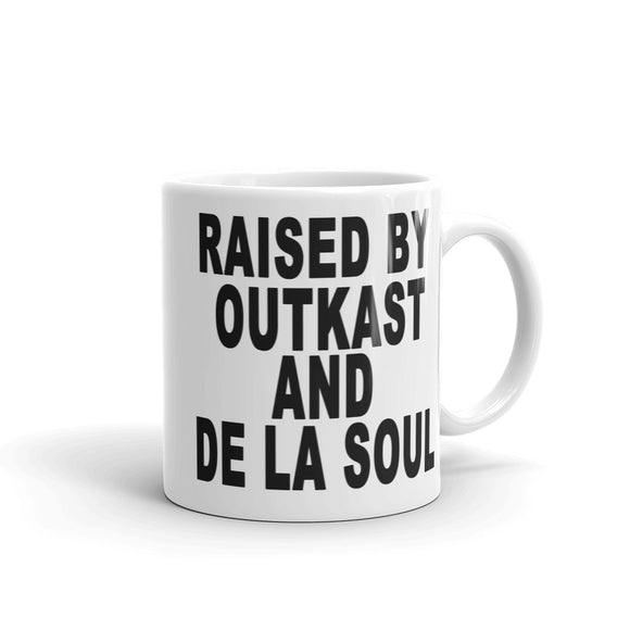 Raised by Hip Hop - Outkast Mug