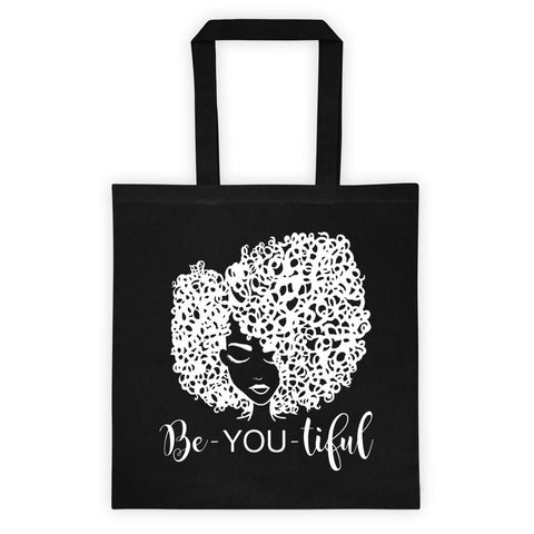 Alyssa BeYOUtiful - Canvas Tote bag