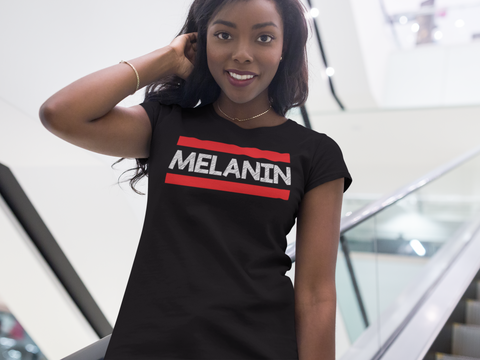 Melanin - Celebrate Melanin Tee (all sizes)