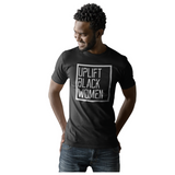 Uplift Black Women - Short sleeve t-shirt