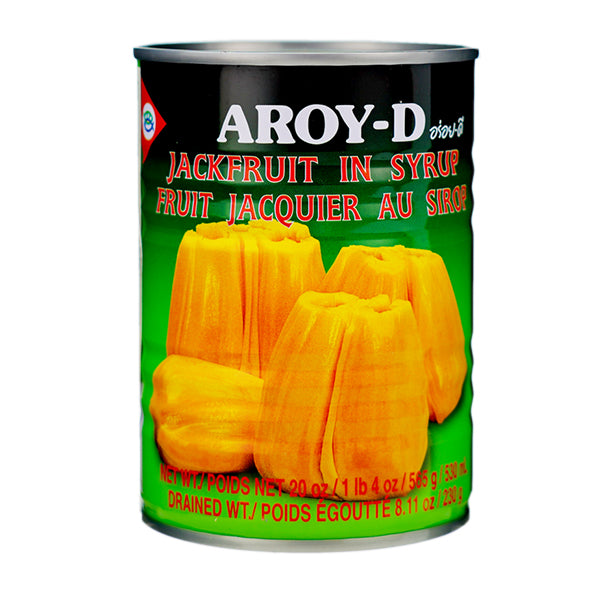 Aroy-D Jackfruit In Syrup 530ml