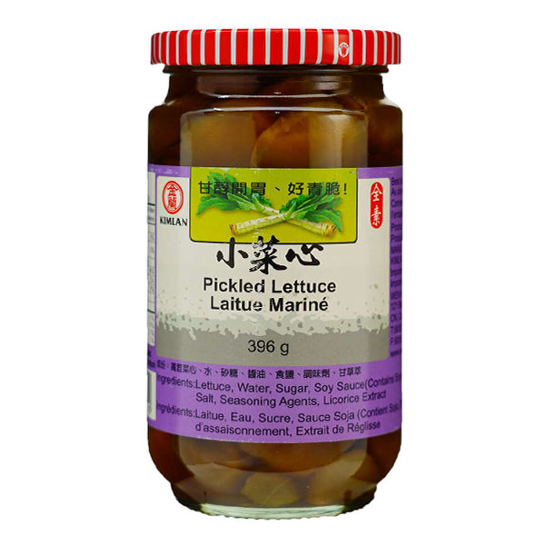 Kimlan Pickled Lettuce 396g