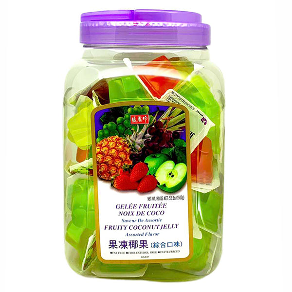 SXZ Fruity Coconut Jelly-Assorted 1500g