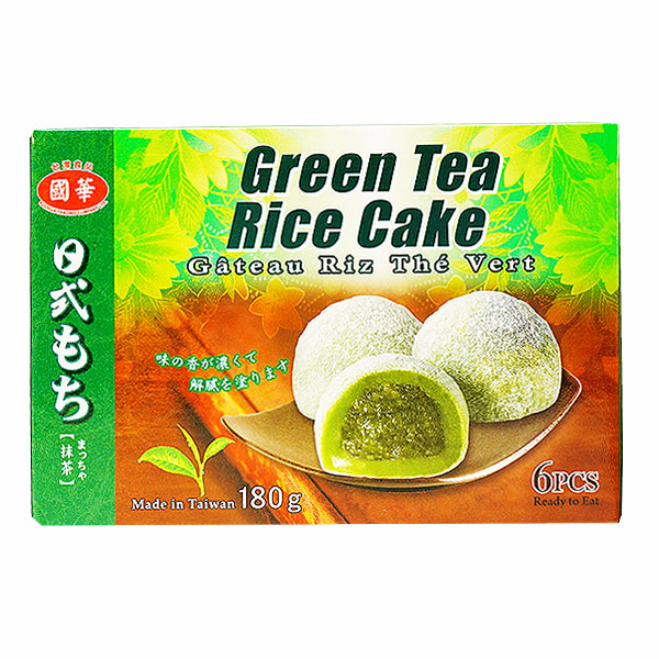 KH Rice Cake-Green Tea 180g