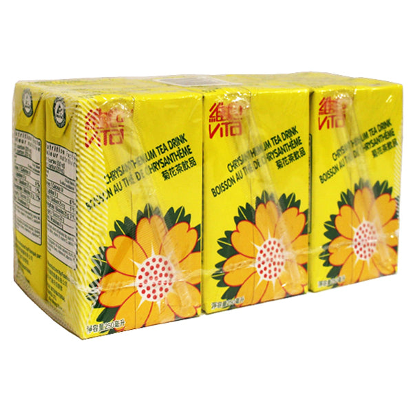 Vita Chrysanthemum Tea 6*250ml