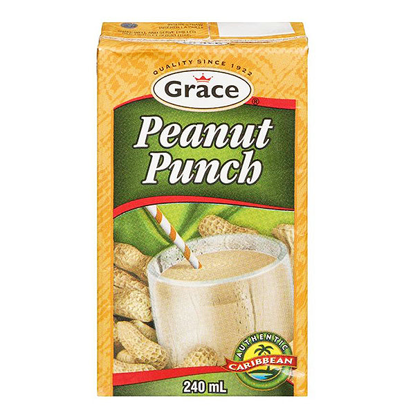 Grace Peanut Punch 240ml