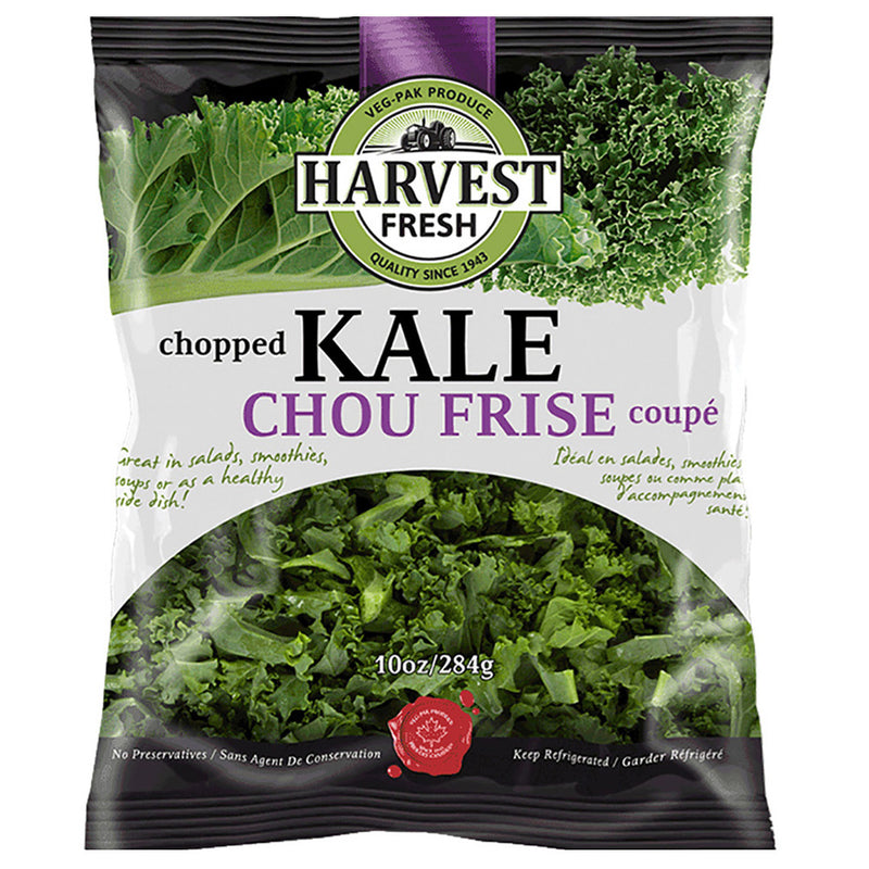 Harvest Fresh Chopped Kale 284g