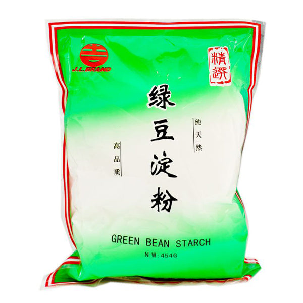 J.L. Green Bean Starch 454g