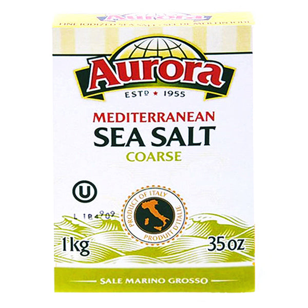 Aurora Sea Salt-Coarse 1kg