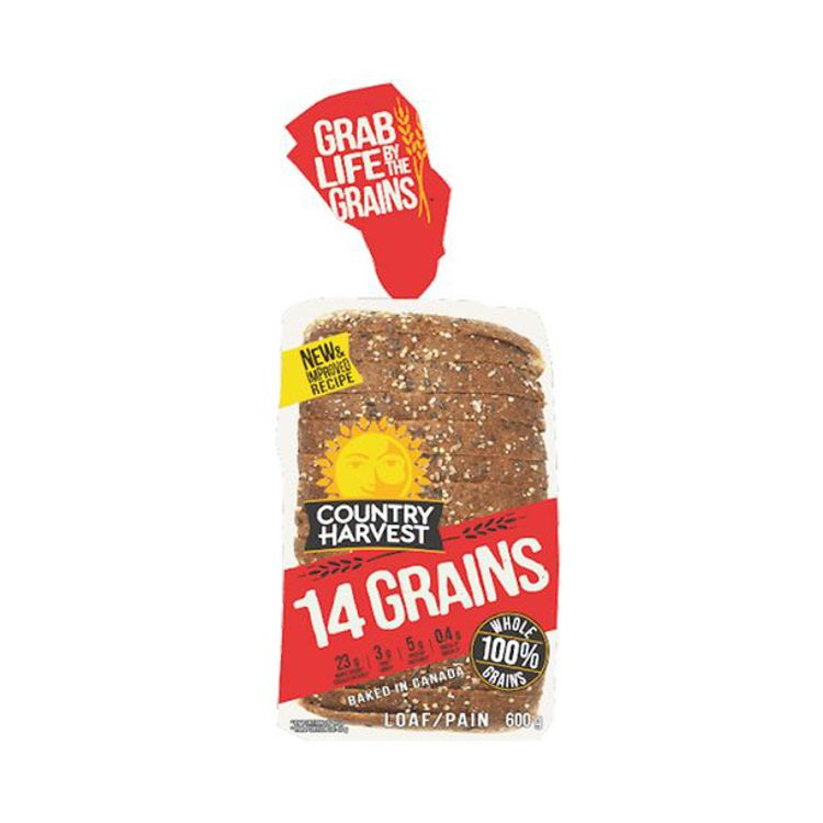Country Harvest Ancient 14 Grains Bread 675g