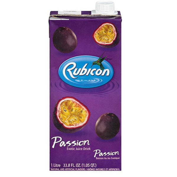 Rubicon Exotic Juice-Passion Fruit 1L