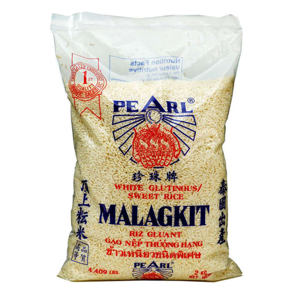Pearl White Sweet Rice 2kg