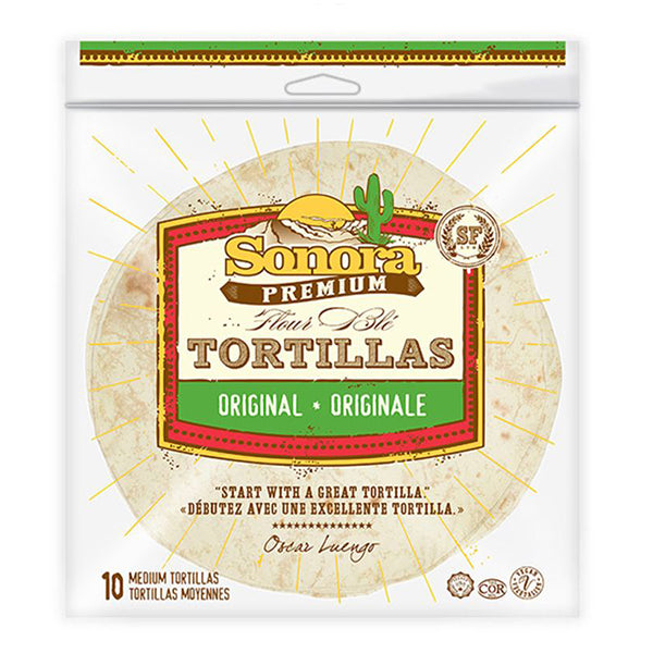 Sonora Tortillas Original 340g