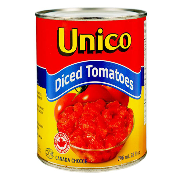 Unico Diced Tomatoes 796ml