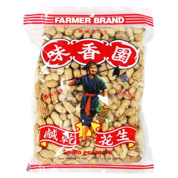 Farmer Brand Dried Peanuts 400g