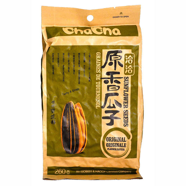 ChaCha Sunflower Seeds-Original 260g