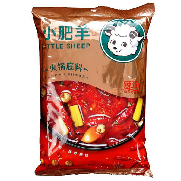 LS Hot Pot Soup Base-Spicy 235g