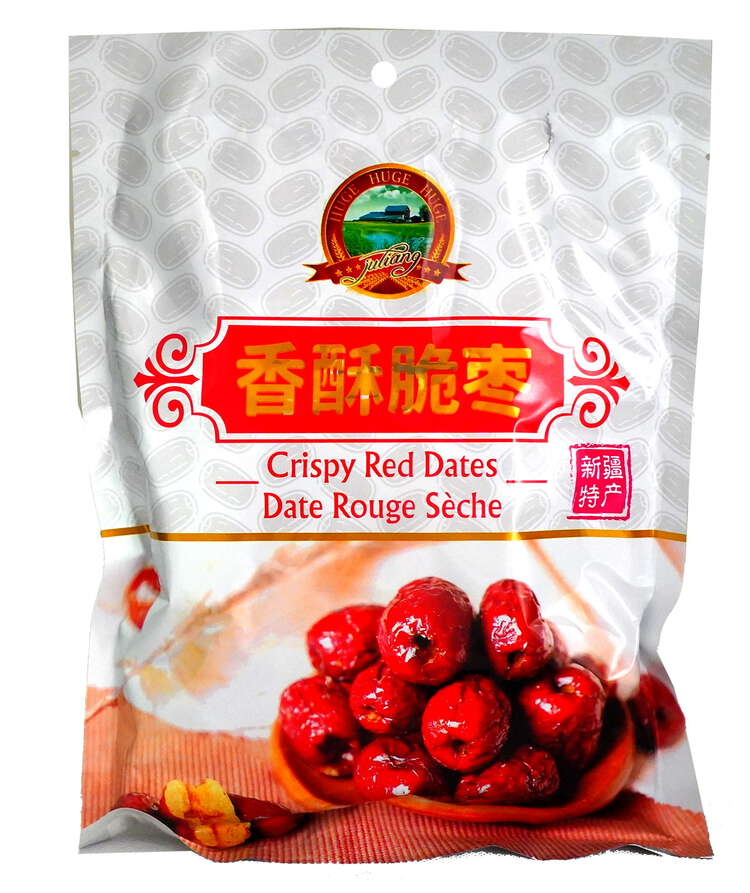 Juliang Crispy Red Dates 227g