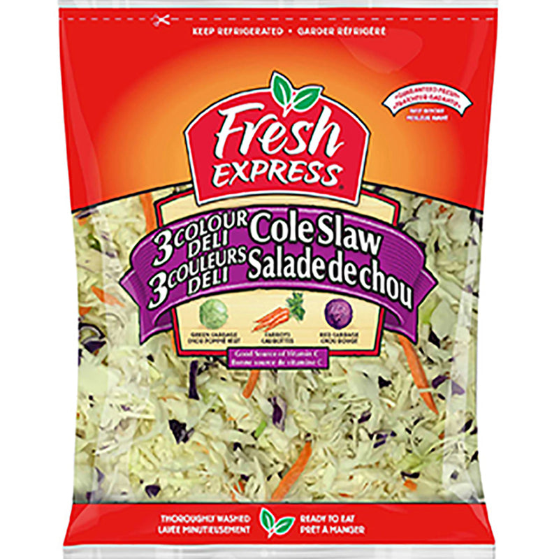 Fresh Express 3 Colour Coleslaw 397g