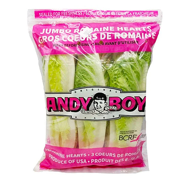 Andy Boy Romaine Heart