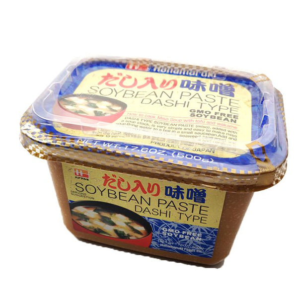 "H""Ruki Soybean Paste-Dashi 500g"